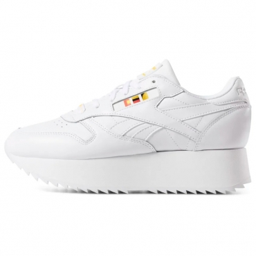 Reebok x Gigi Hadid Wmns Classic Leather Double (Sizes 37.5 and 38.5)