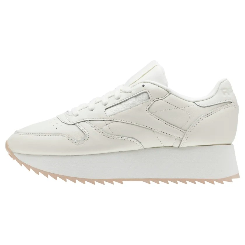 free shipping 8343c 6b122 Reebok Wmns Classic Leather Double