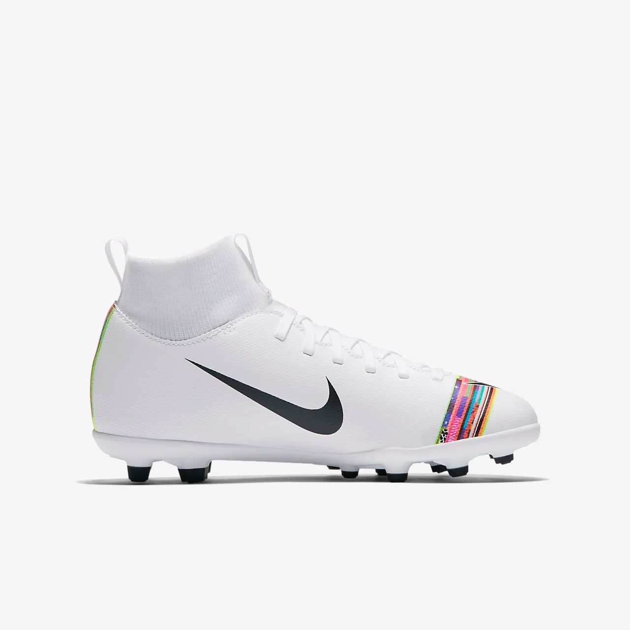 0e5db796e Nike Jr. Superfly 6 Club FG/MG - Soccer Cleats CR7 Ronaldo Football Cleats  - Superfanas.lt