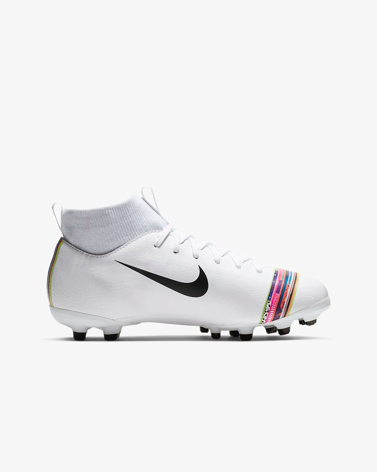 f28010c05 Nike Jr. Superfly 6 Academy GS FG MG - Soccer Cleats CR7 Ronaldo Football  Cleats - Superfanas.lt