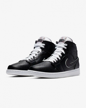 Air Jordan 1 Mid Maybe I Destroyed The Game Laisvalaikio Bateliai