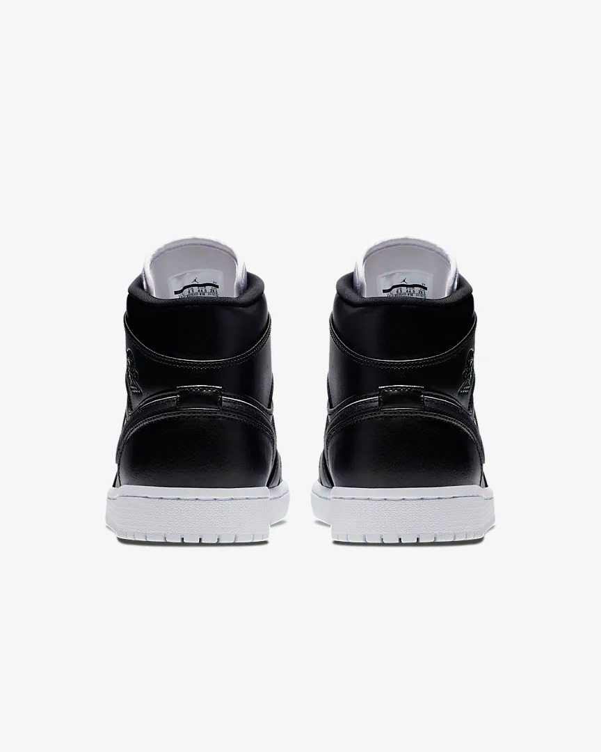 new style 22ee9 47b7d Air Jordan 1 Mid Maybe I Destroyed The Game