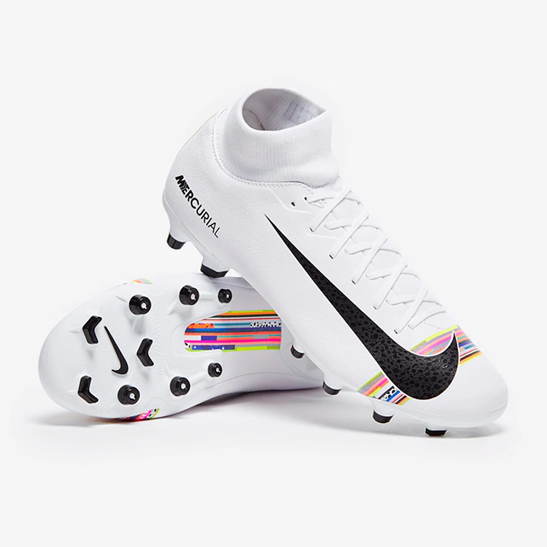 quality design f7bc1 c60e7 Nike Mercurial Superfly 6 Academy FG/MG - Soccer Cleats CR7 ...