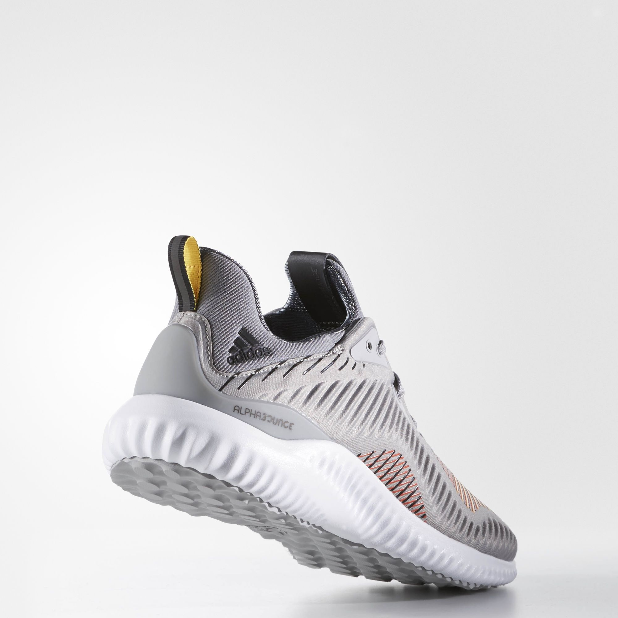 new product facb0 37f87 adidas alphabounce HPC Running Shoes