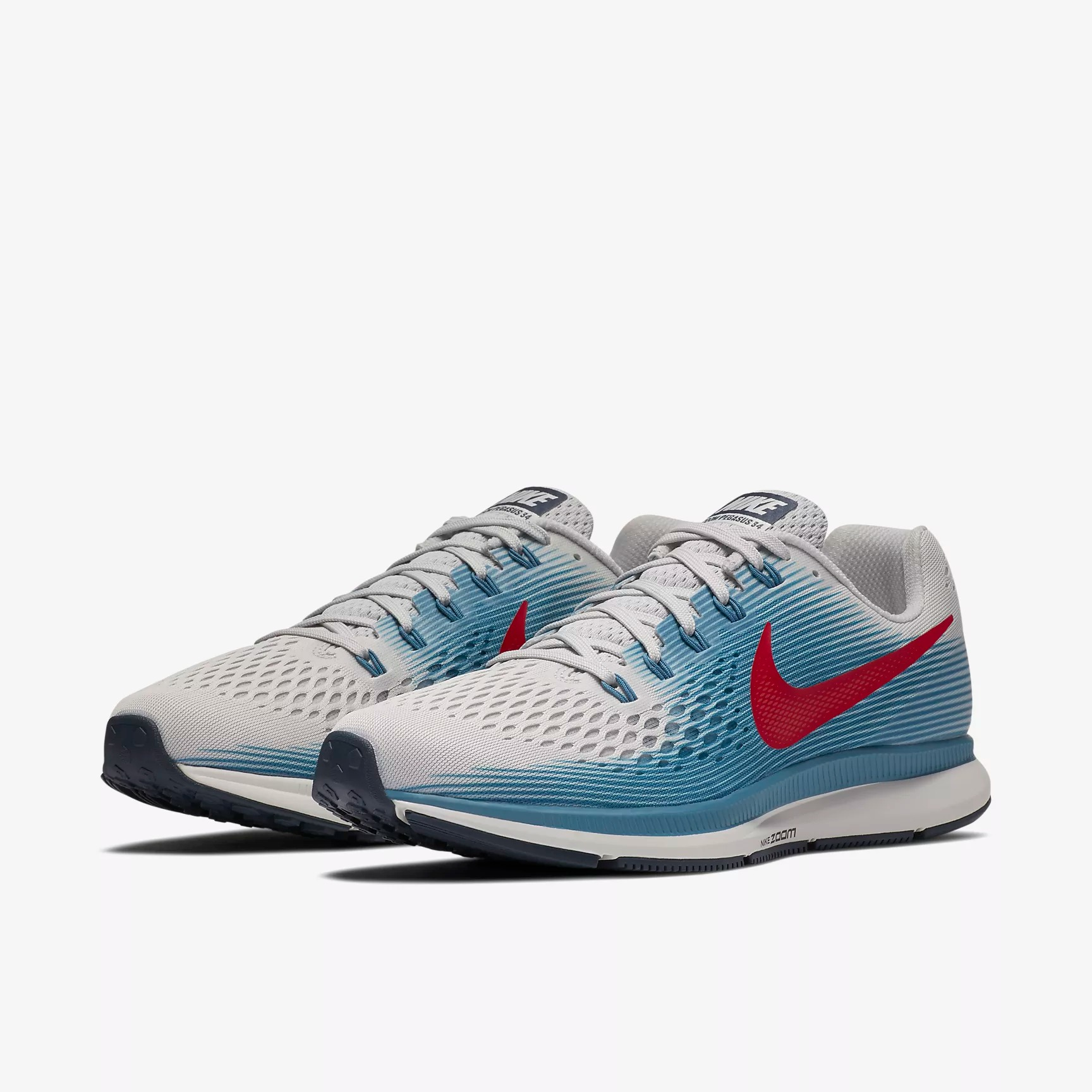 50a23bdbfb3 Nike Air Zoom Pegasus 34 Running Shoes - SPORT SHOES RUNNING SHOES -  Superfanas.lt