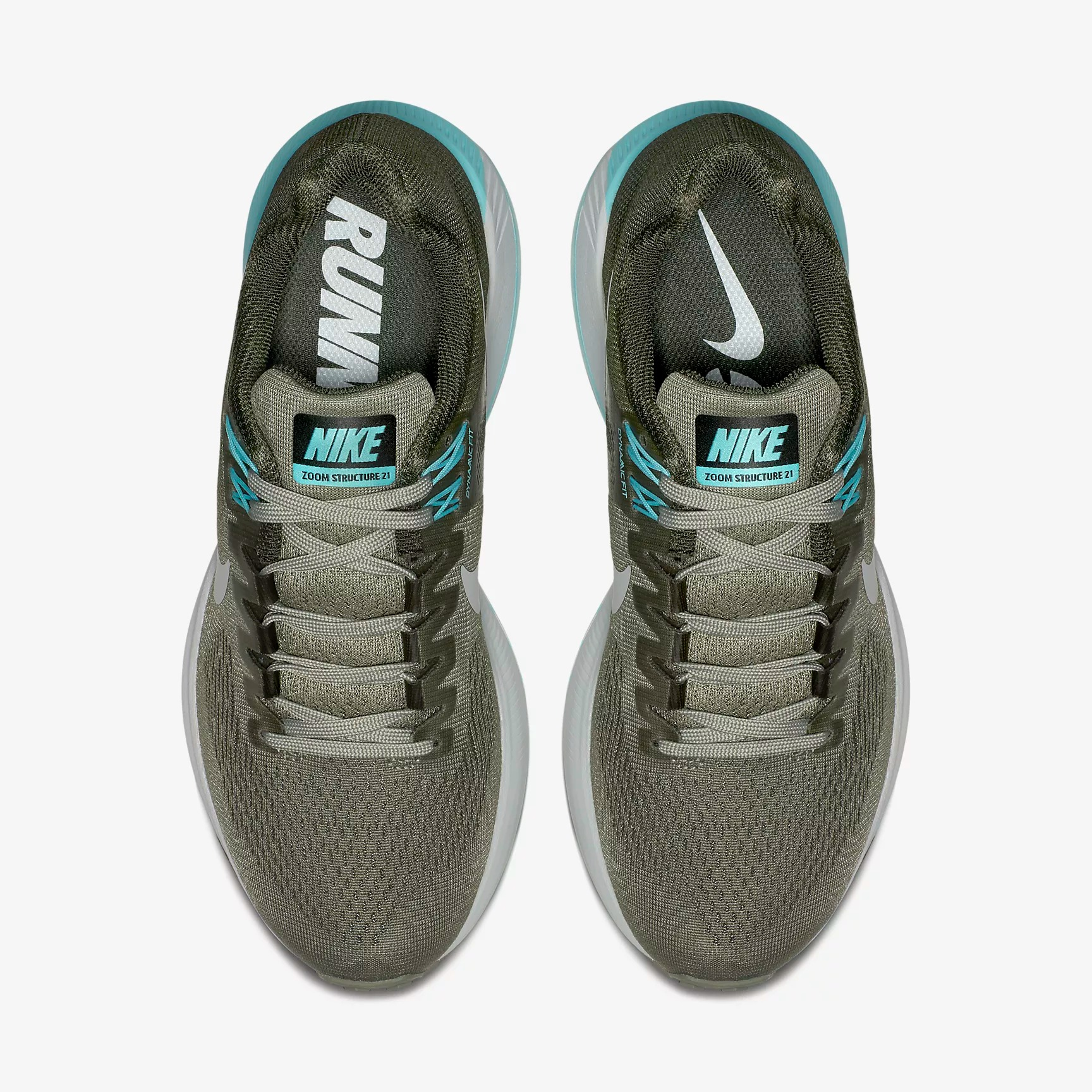 4709ac7ad629 Nike Wmns Air Zoom Structure 21 Running Shoes - SPORT SHOES RUNNING ...