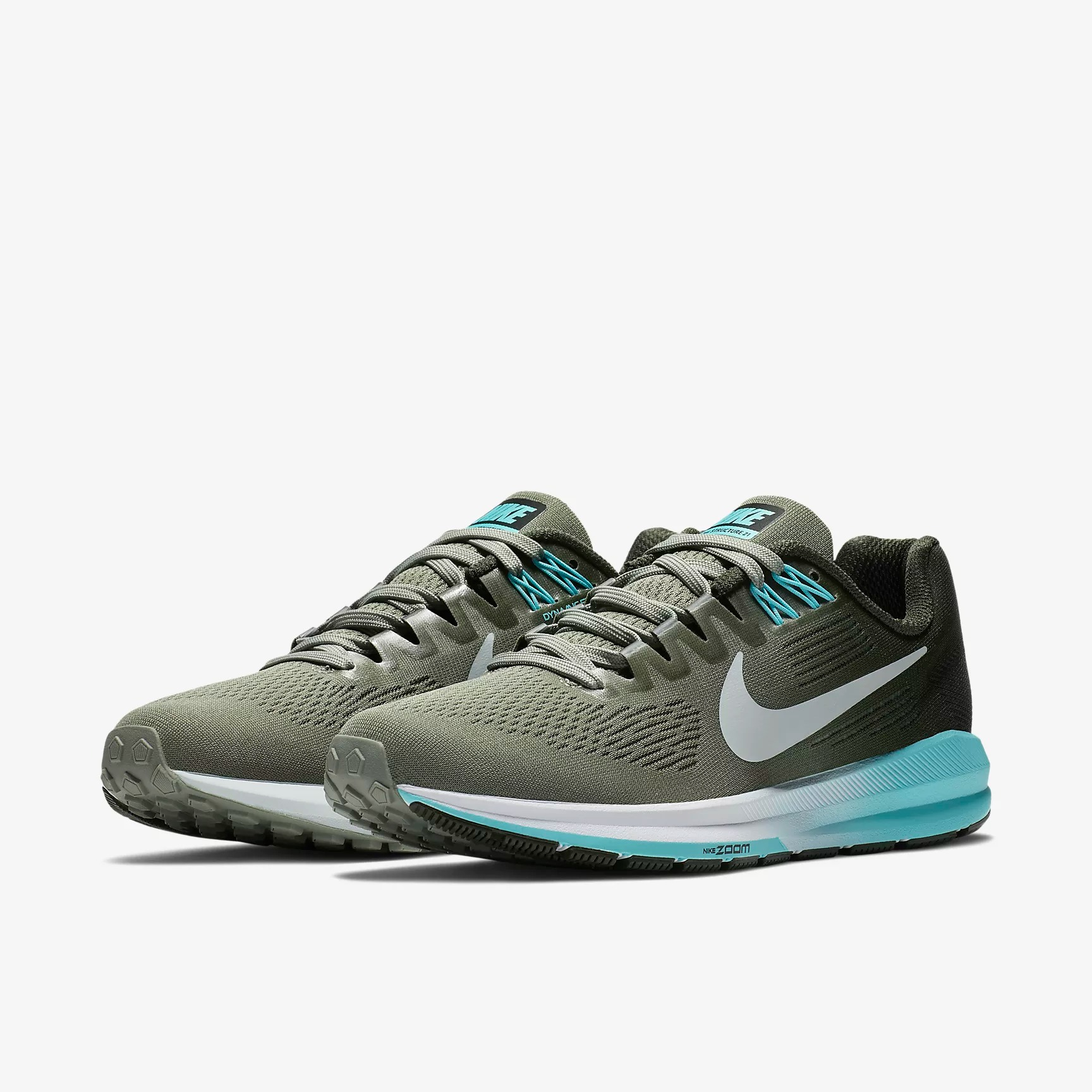 1c554de15fd35 Nike Wmns Air Zoom Structure 21 Running Shoes - SPORT SHOES RUNNING SHOES -  Superfanas.lt