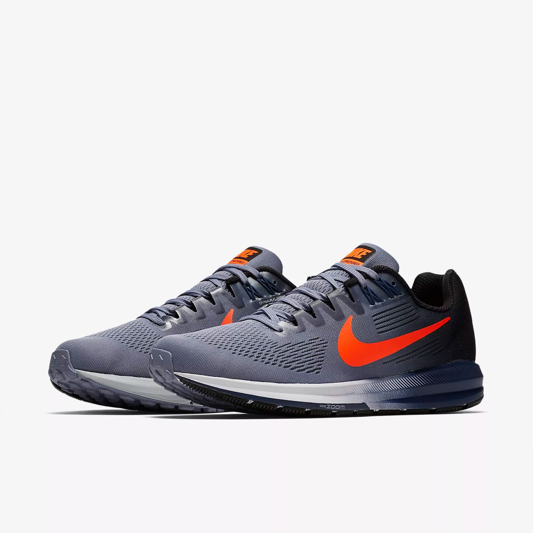 7446baf95de Nike Air Zoom Structure 21 Men s Running Shoes - SPORT SHOES RUNNING SHOES  - Superfanas.lt