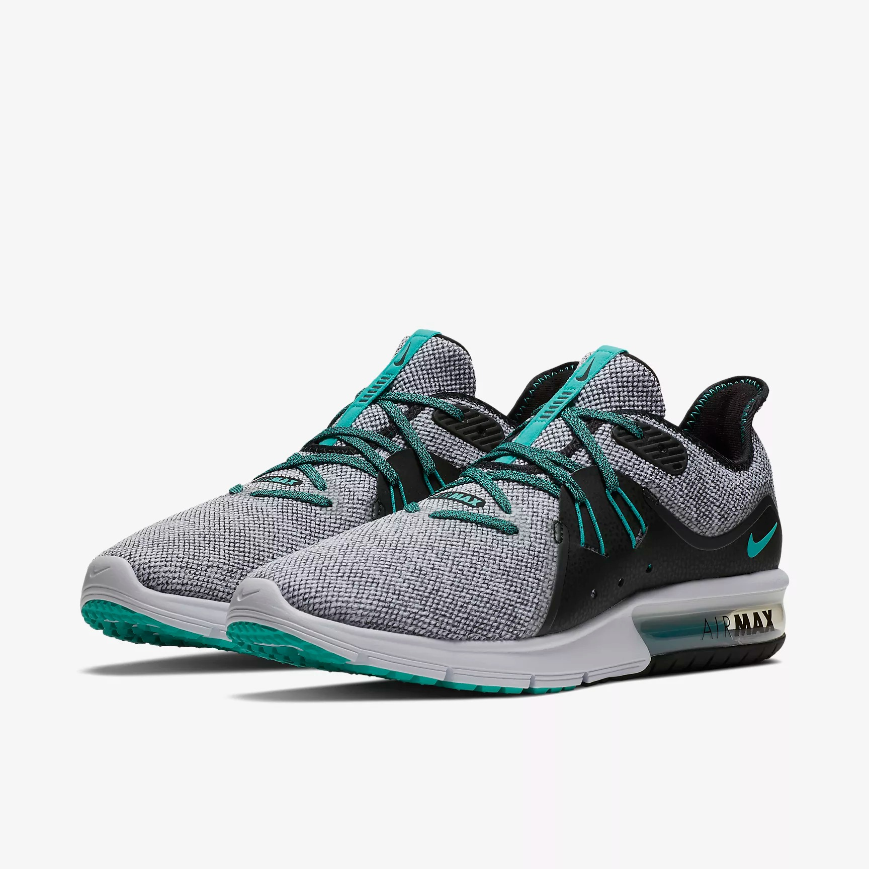 ff6b46c6501 Nike Air Max Sequent 3 Running Shoes - SPORT SHOES RUNNING SHOES ...