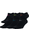 Nike Wmns Everyday Lightweight No-Show Training Socks (6 Pack)