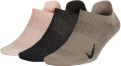 Nike Wmns Everyday Plus Lightweight No-show Socks (3 Pair)