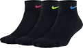 Nike Wmns Ankle Training Socks (3 Pairs)