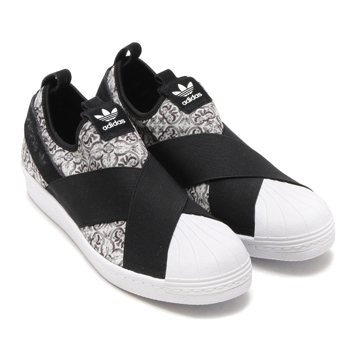 adidas originals wmns superstar slip on sneakers sport shoes athletic shoes and sneakers. Black Bedroom Furniture Sets. Home Design Ideas