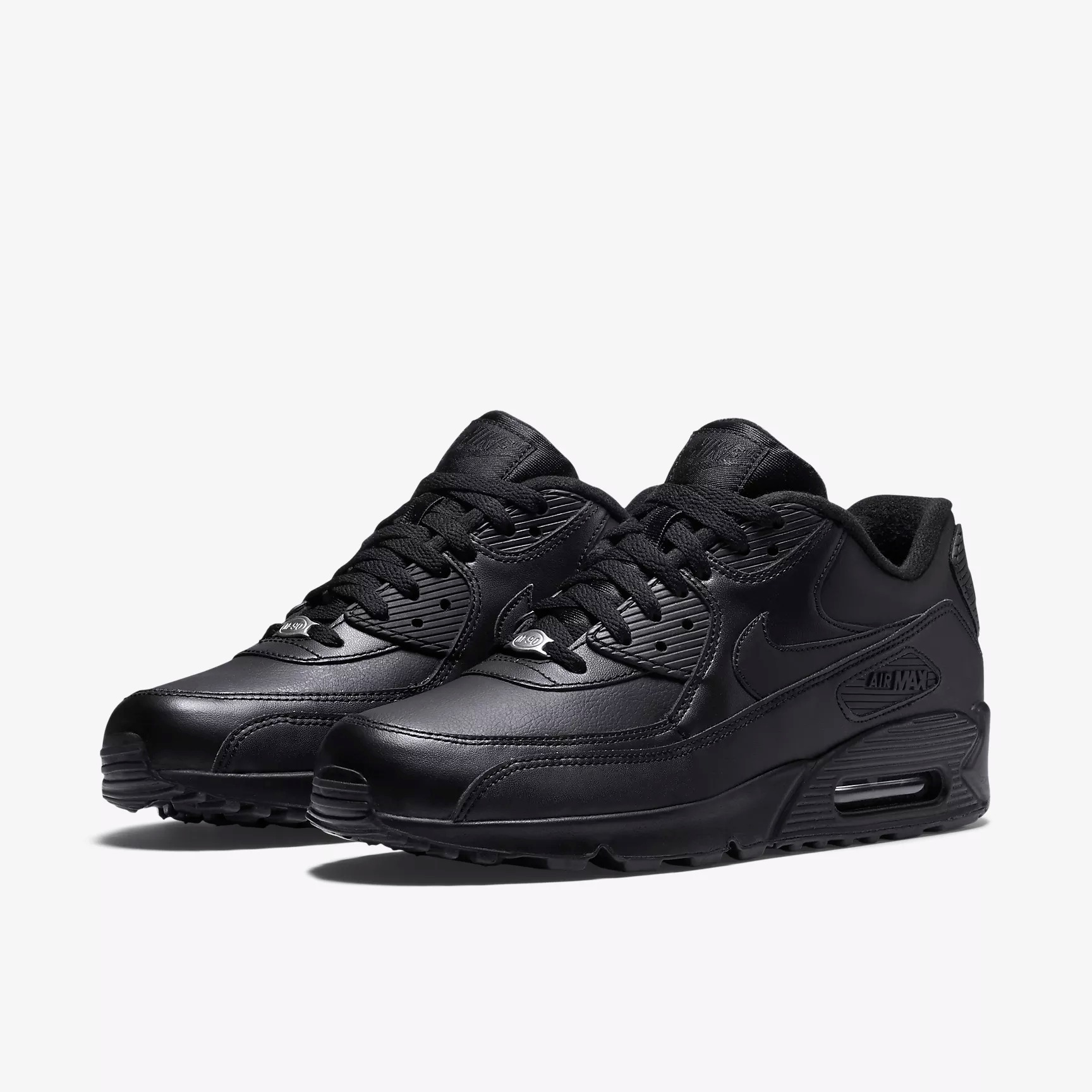 online store e854e f32b3 Nike Air Max 90 Leather Sneakers - SPORT SHOES Lifestyle Shoes  Sneakers -  Superfanas.lt