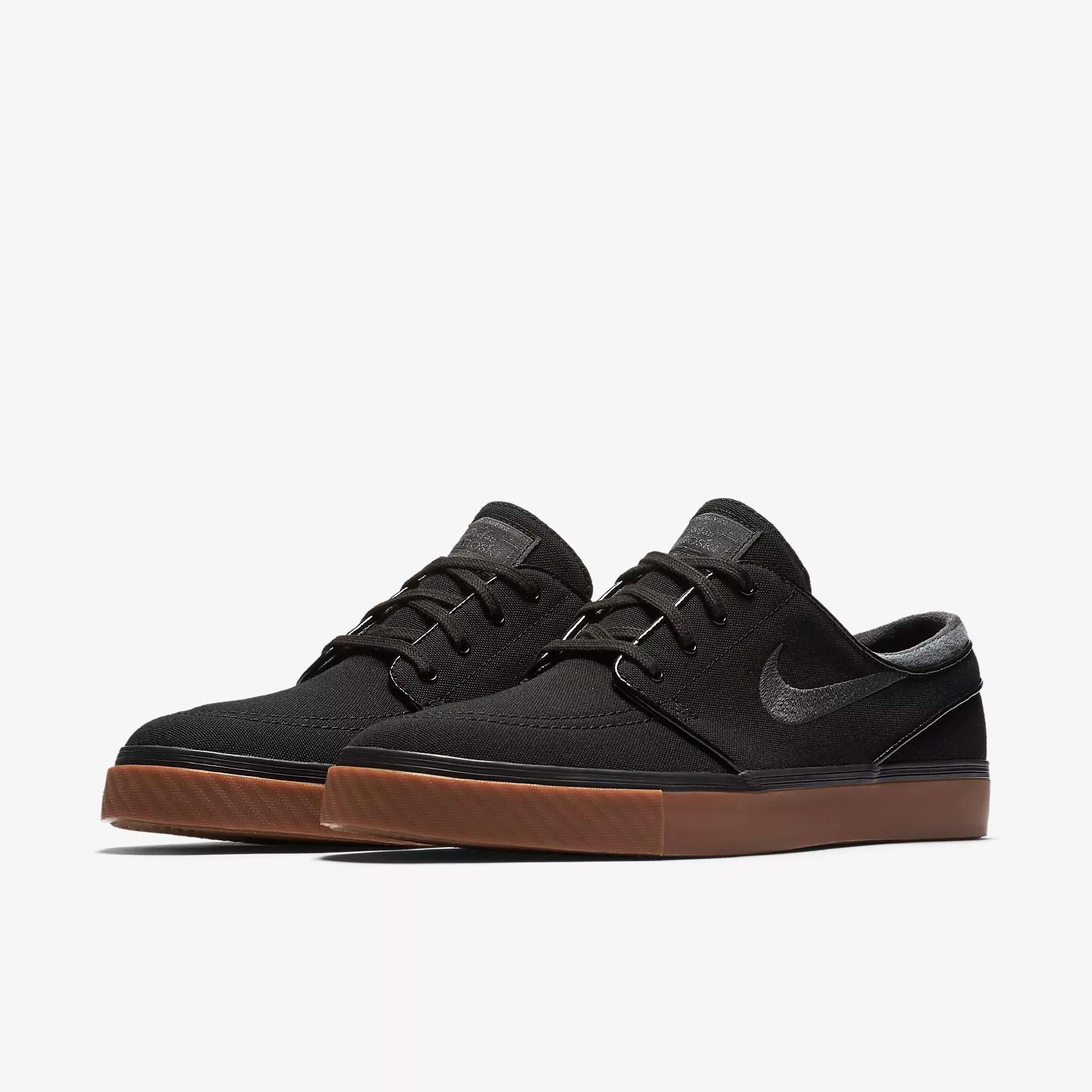 9519efe773e8 Nike SB Zoom Stefan Janoski Canvas Skateboarding Shoes - SPORT SHOES  Lifestyle Shoes