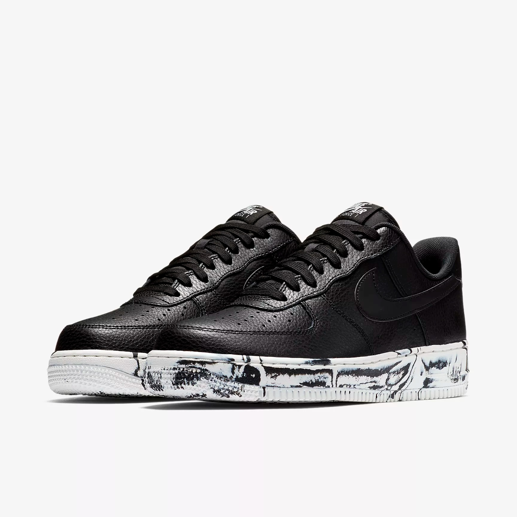 quality design cd47a 28038 Nike Air Force 1  07 LV8 Leather Sneakers - SPORT SHOES Lifestyle Shoes    Sneakers - Superfanas.lt