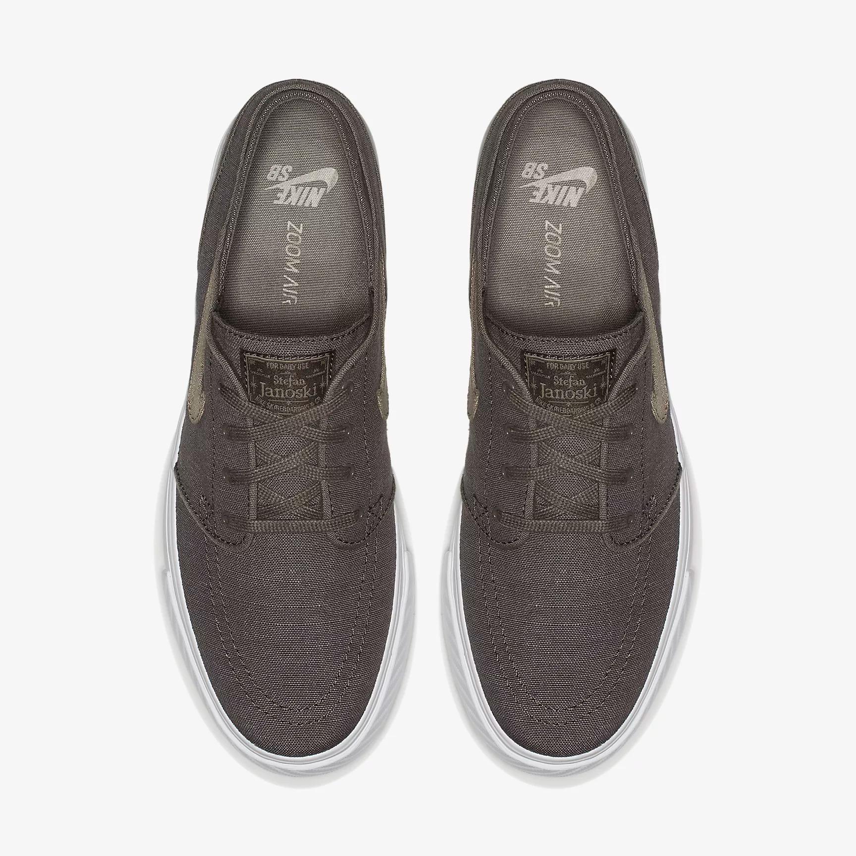 the latest b04ff aa6e6 Nike SB Zoom Stefan Janoski Canvas Deconstructed Sneakers - SPORT ...