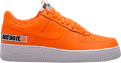 Nike Air Force 1 07 LV8 Just Do It Leather Sportiniai Bateliai
