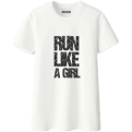 Run Like A Girl Wmns Tee