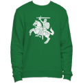 Green Sweater New Vytis