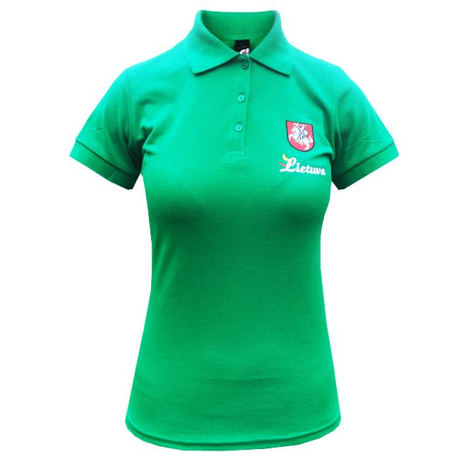 on sale 56e66 eb454 Women Polo Shirt Lithuania - Lithuania Gifts Shop Lithuania ...