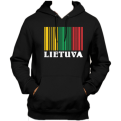 Hoodie Lithuania Barcode
