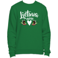 Sweatshirt Lithuania In Our Hearts