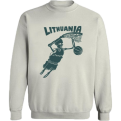 Lithuania Skeleton 1992 Sweatshirt