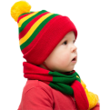 Kids Winter Hat Lithuania
