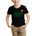 Lietuva Basketball Youth Tee