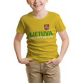 Lithuania MBT Youth Tee