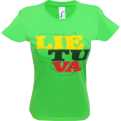 Lithuania Women Tee