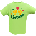 Lithuania Kids Tee