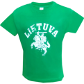 Lithuania Vytis Kids Tee