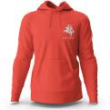Red Hoodie Vytis Lithuania