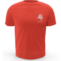 Red T-Shirt Vytis Lithuania