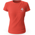 Red Wmns Shirt Vytis Lithuania