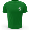 Green T-Shirt Vytis Lithuania