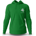 Green Hoodie Vytis Lithuania