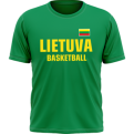 Lietuva Basketball T-Shirt