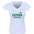Lietuva Basketball Women Tee