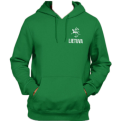 Green Hoodie Vytis