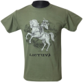 Vytis Lithuania Men's Tee