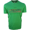 Feel Lithuania Green Tee