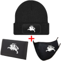 Vytis Beanie + Face Mask + Wallet