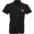Simple Lithuania Polo Shirt