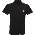 Simple Stylized Vytis Polo Shirt