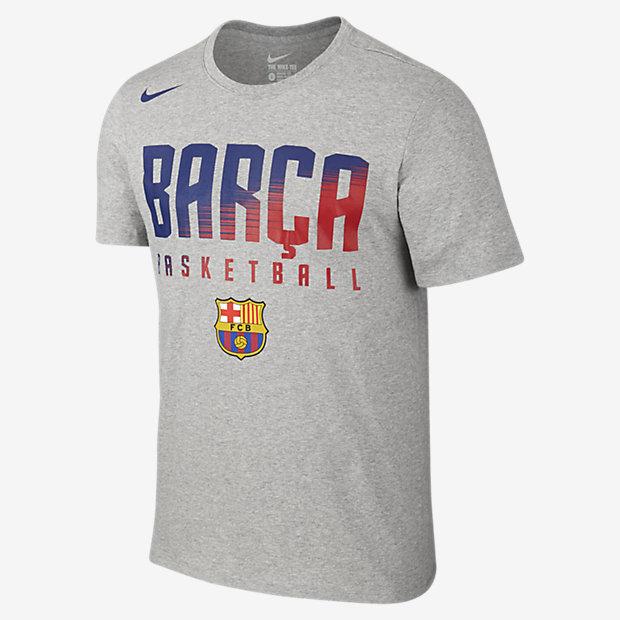 Nike Barcelona Basketball Tee