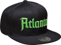 Mitchell & Ness NBA Atlanta Hawks Gotham City Snapback Cap