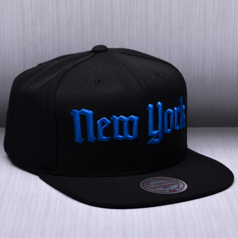 ff21b07d1ed326 ... promo code for mitchell ness nba new york knicks gotham city snapback  cap nba shop new